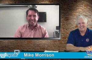 Business Network Television interview  with Mike Morrision CEO of Smoothspeak