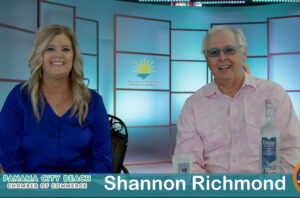 Shannon Richmond Panama City Beach Chamber Of Commerce on Business Network Television