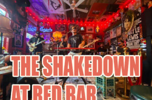 Two for Tuesday – The Shakedown at Red Bar