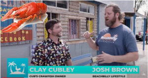 BeachBilly Lifestyle How Cub's Crawfish Cleans and Cooks Their Crawfish