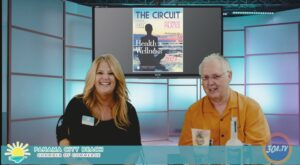 Beach Chamber update with Shannon on Business Network Television