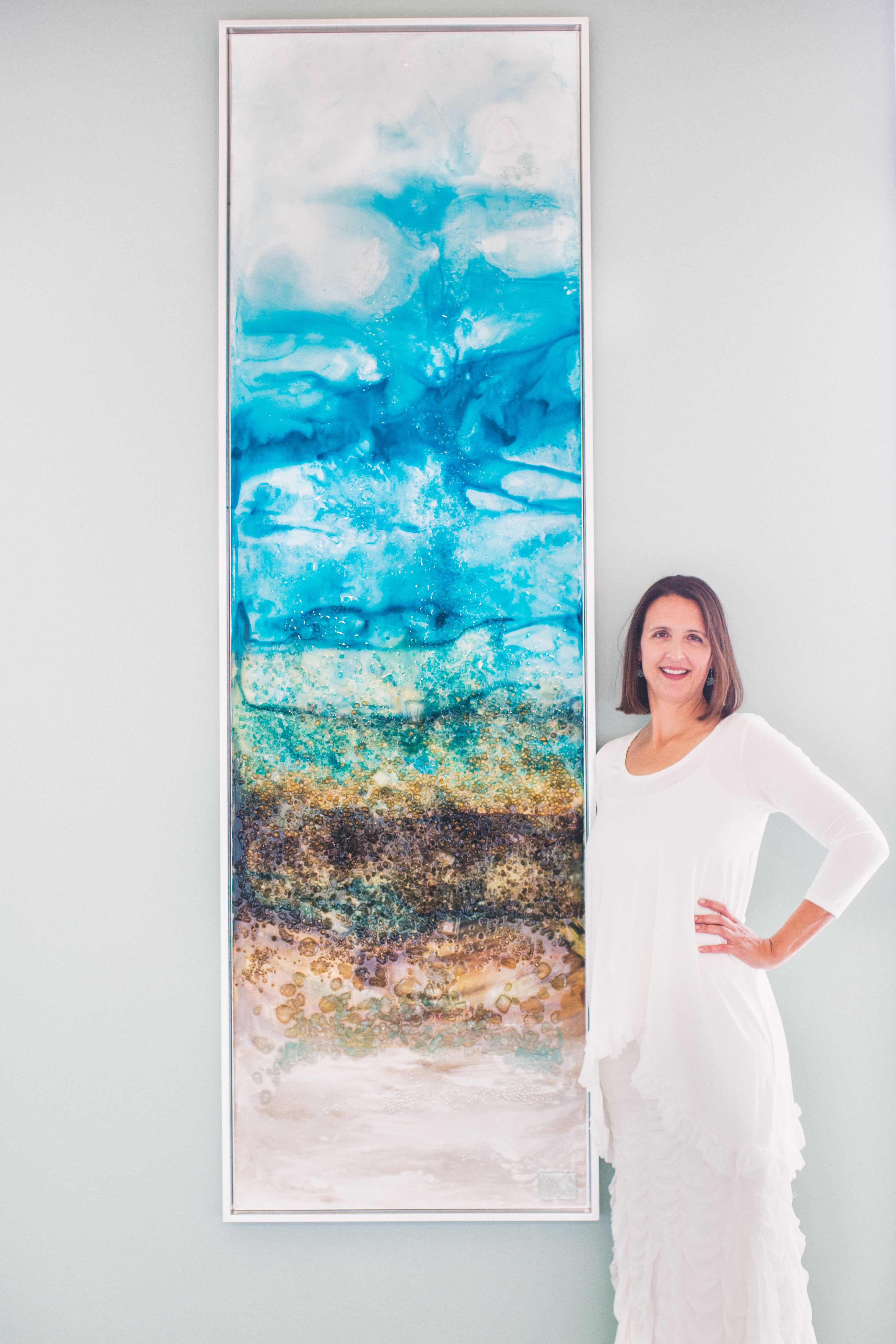 Artist Mary Hong Expands Galleries