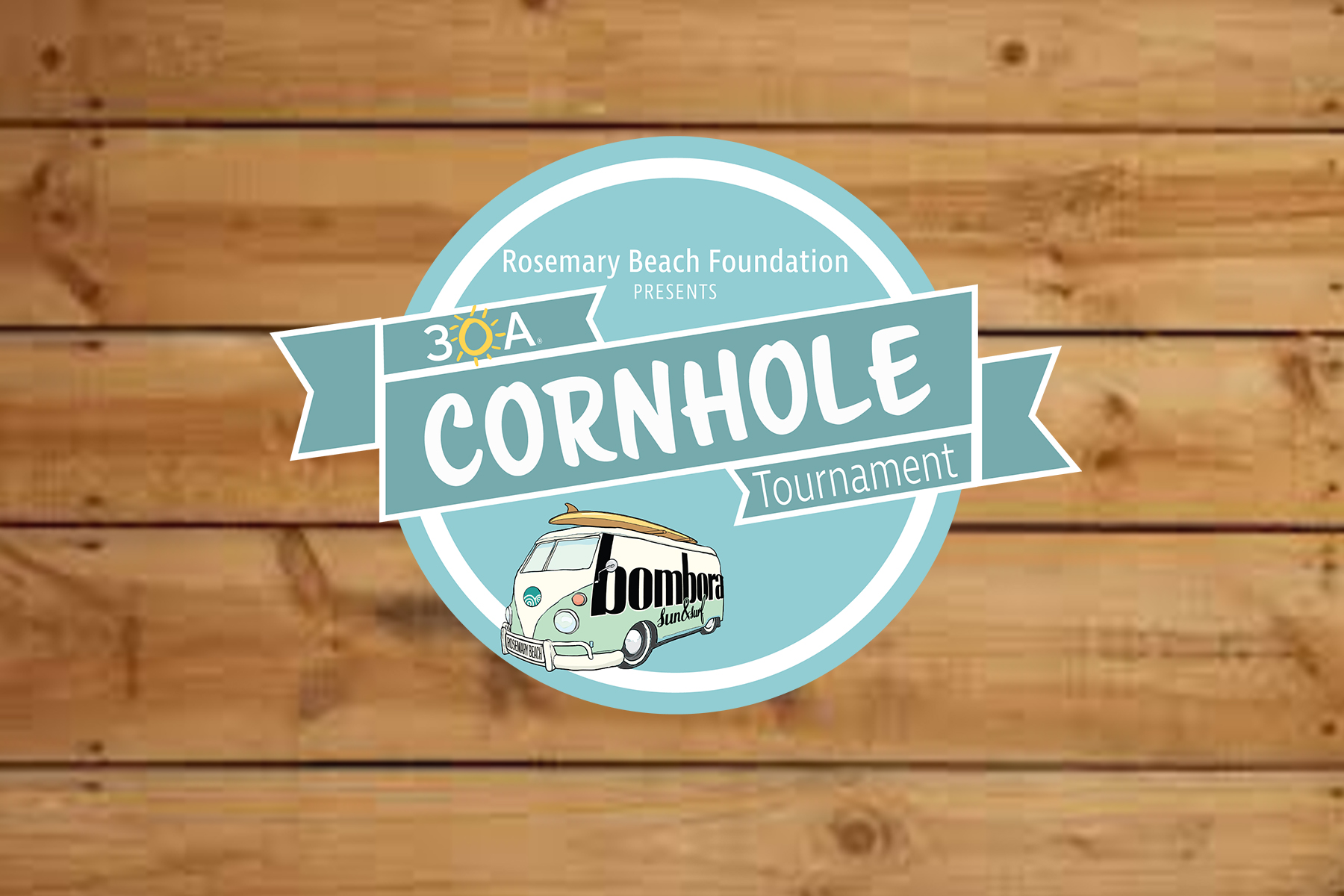3rd ANNUAL 30A CORNHOLE TOURNAMENT