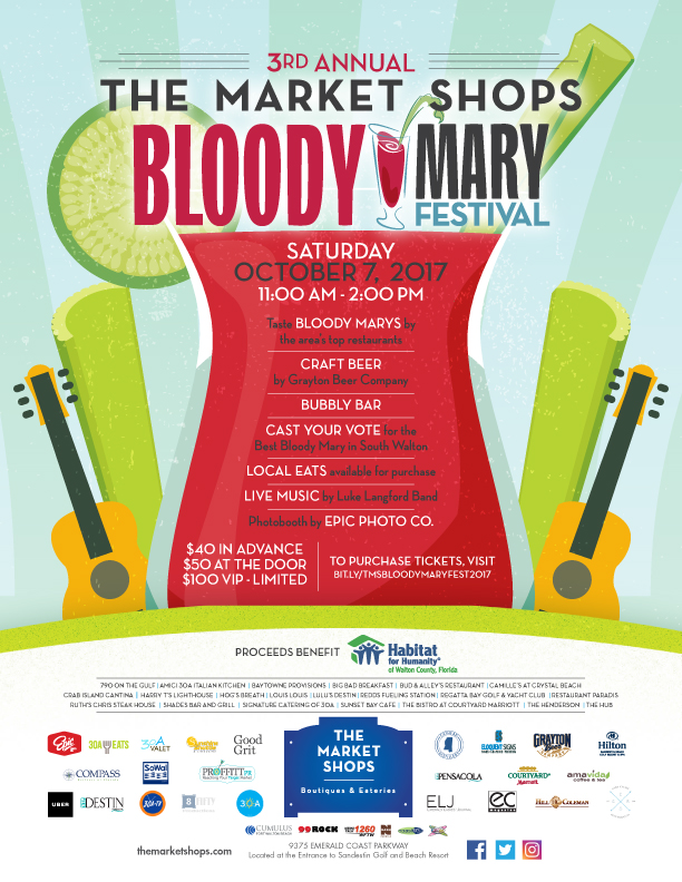 3rd Annual Bloody Mary Festival