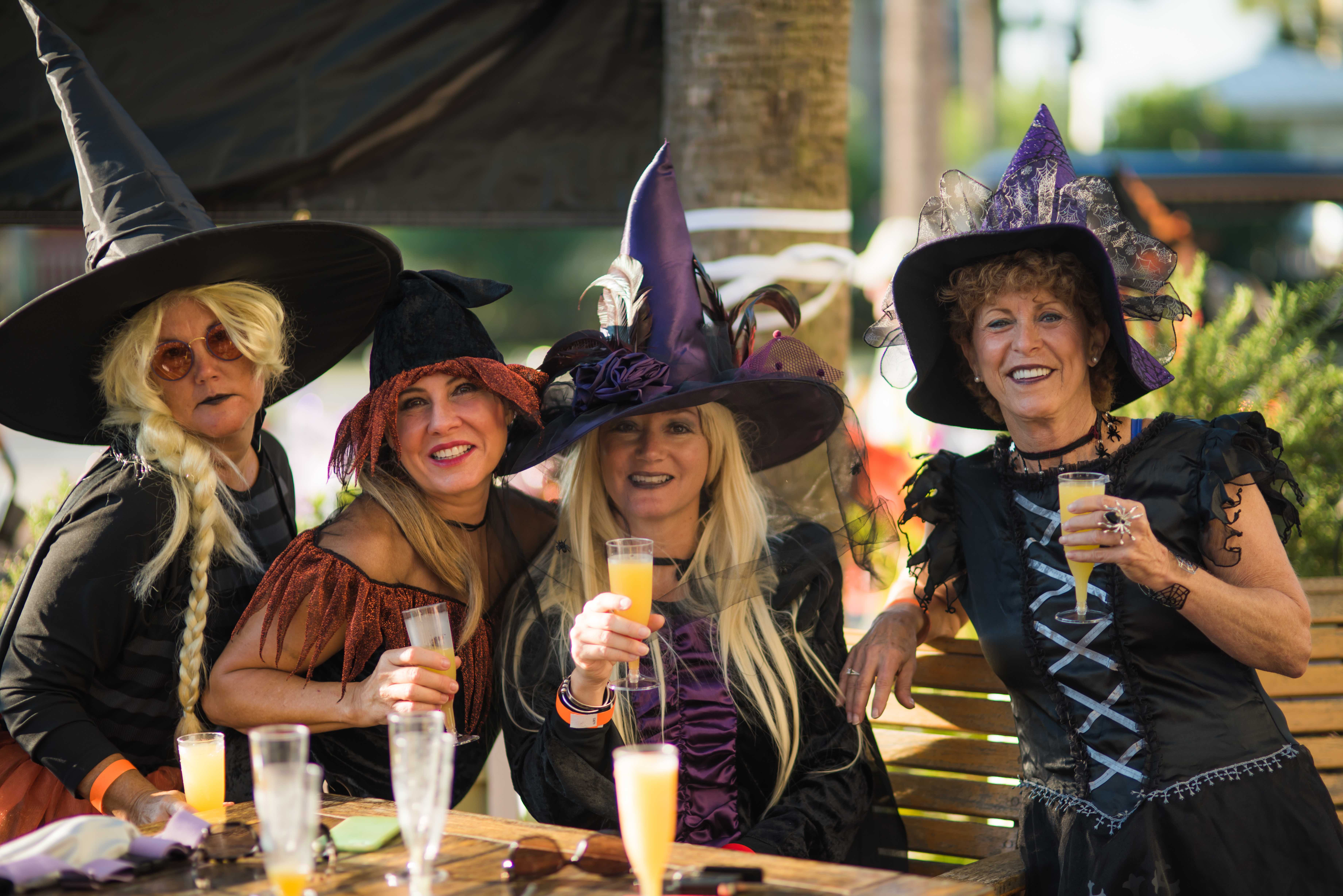 Witches of South Walton 2017 Witch Ride @30abuzz