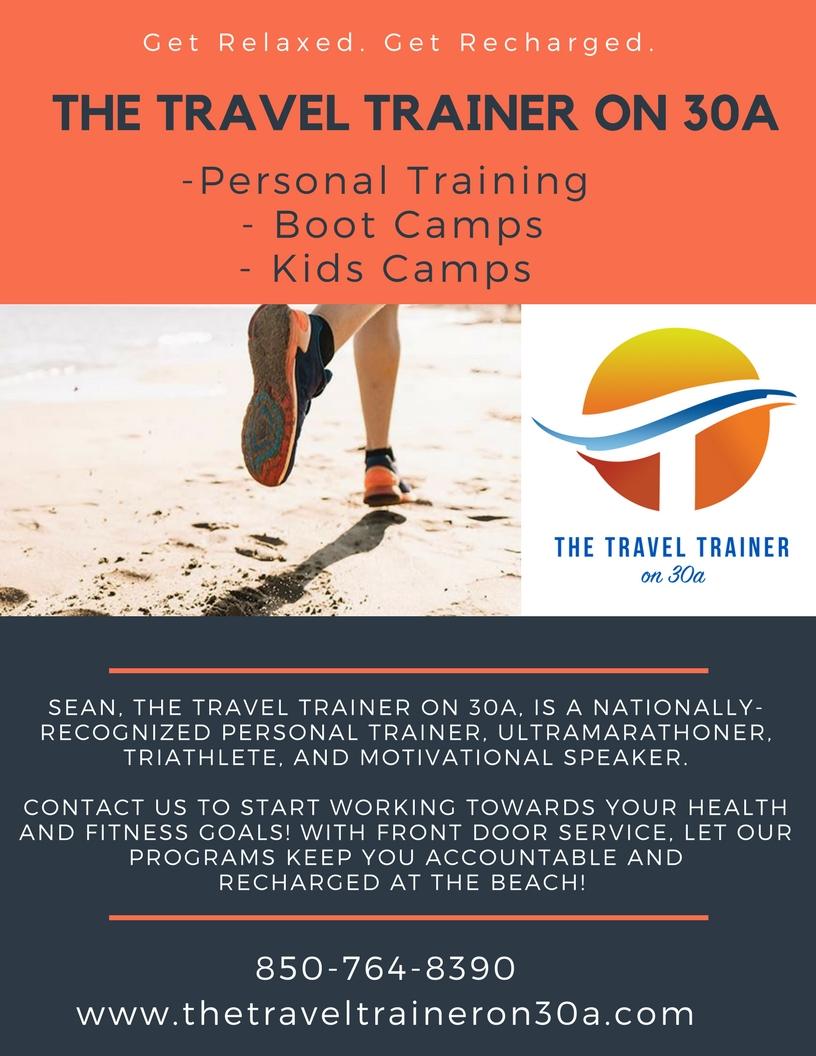 Grayton Beach Free Boot Camp March 10th