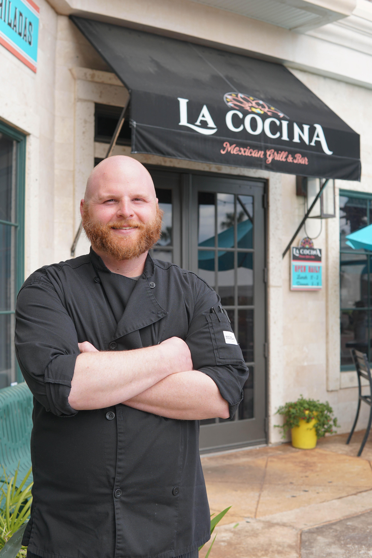 La Cocina Mexican Grill and Bar New Executive Chef