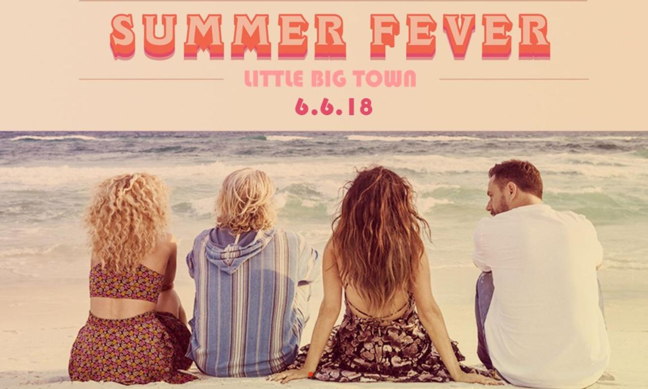 "Little Big Town Release ""Summer Fever"" Filmed on 30A"