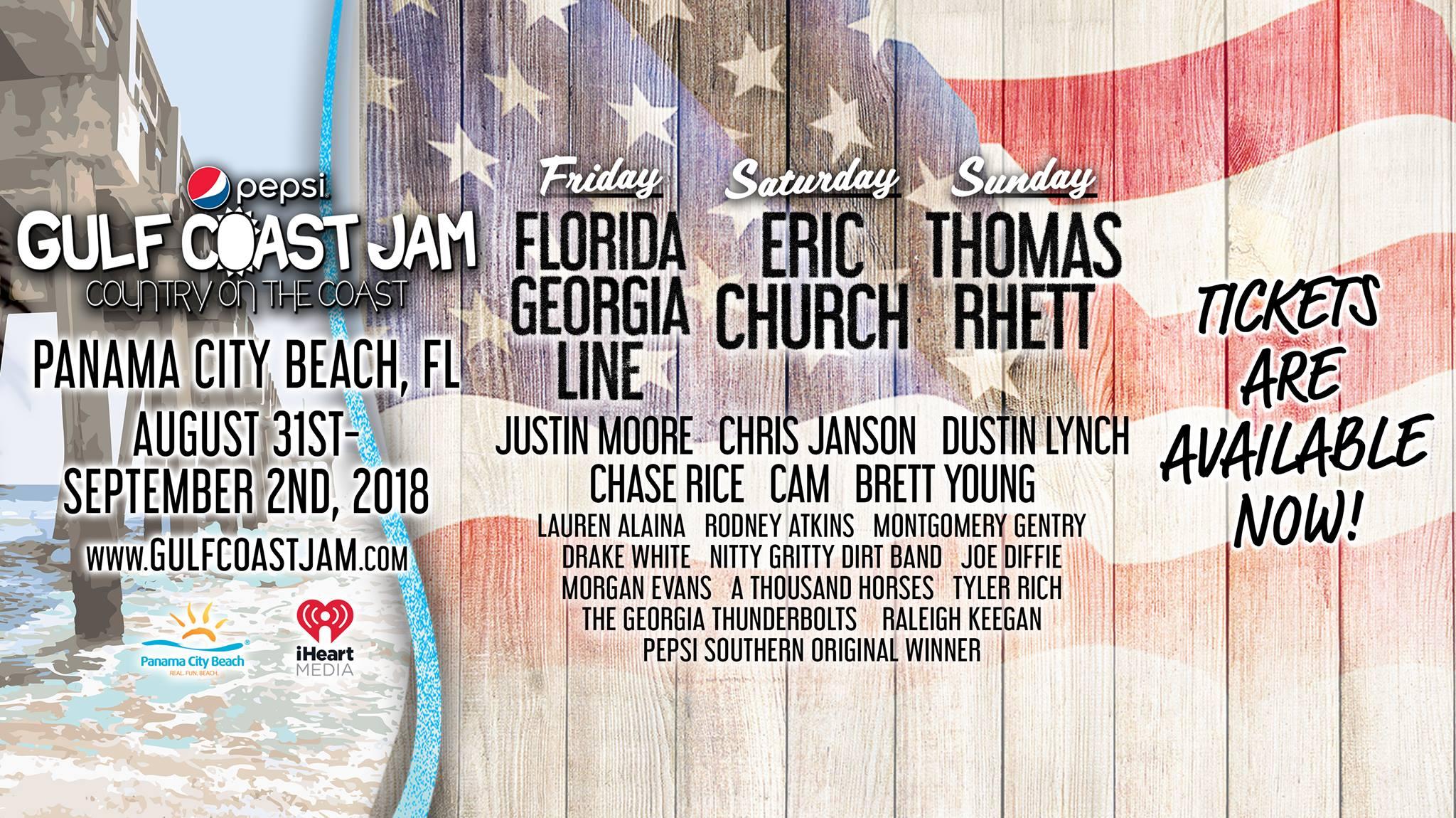 6th Annual Pepsi Gulf Coast Jam
