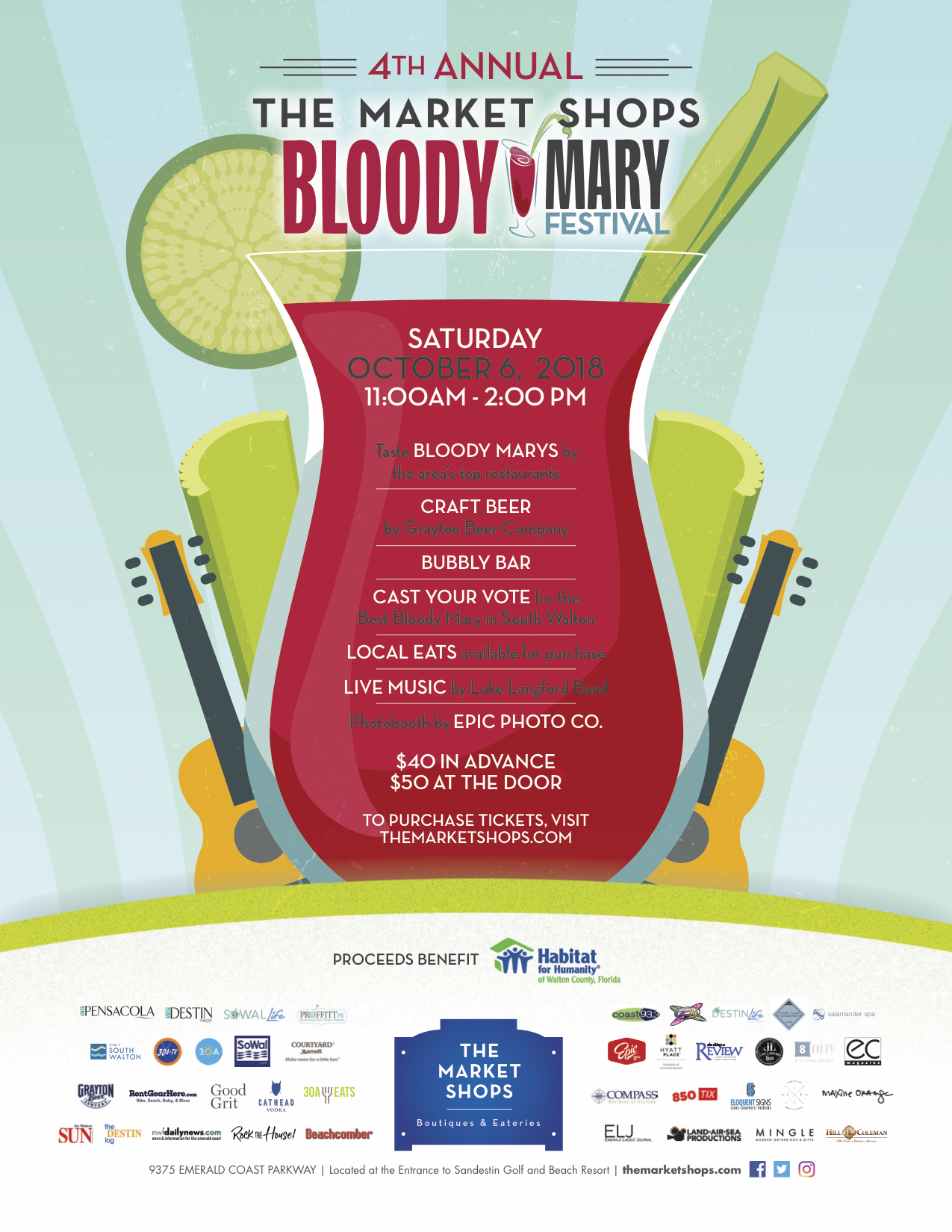 4thAnnual Bloody Mary Festival