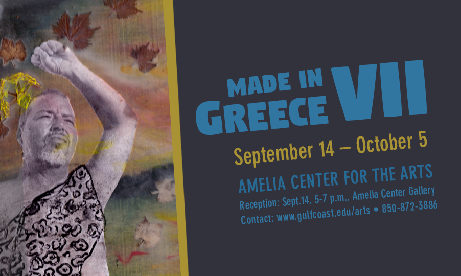 "Gulf Coast State College presents ""Made in Greece VII"""