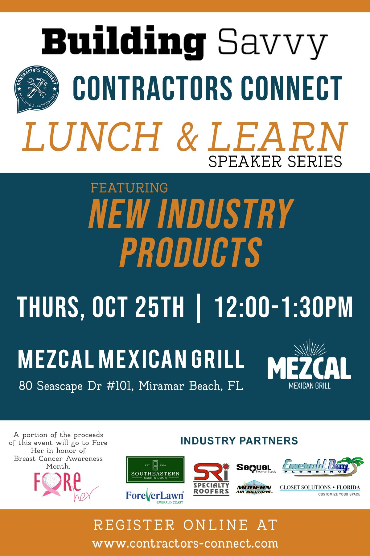 Contractors Connect Lunch & Learn