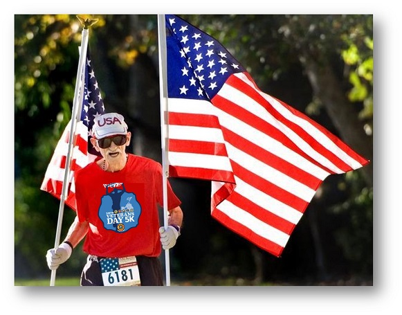 1st Annual South Walton Fire District Veteran's Day 5K