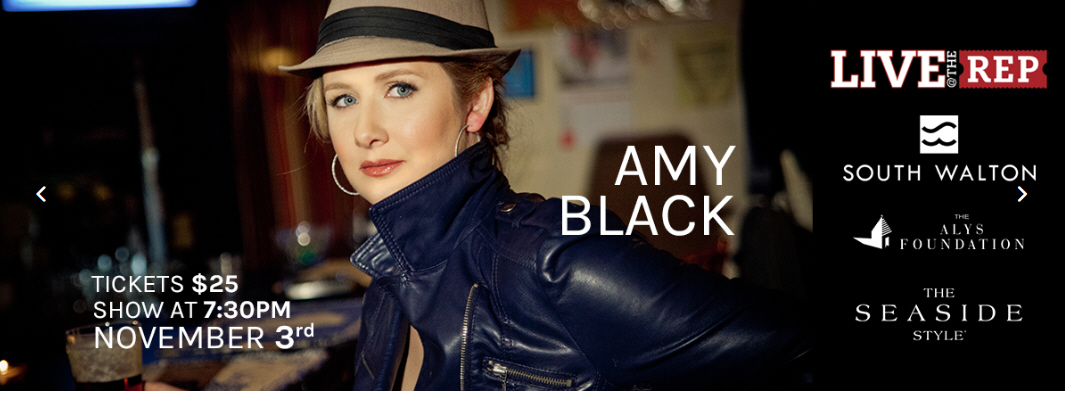 NOV 03 Amy Black Live@TheREP Concert