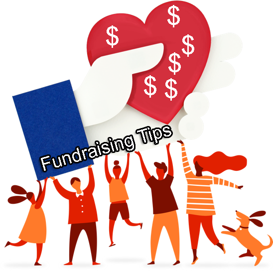 Fundraising Tips and Suggestions #michael