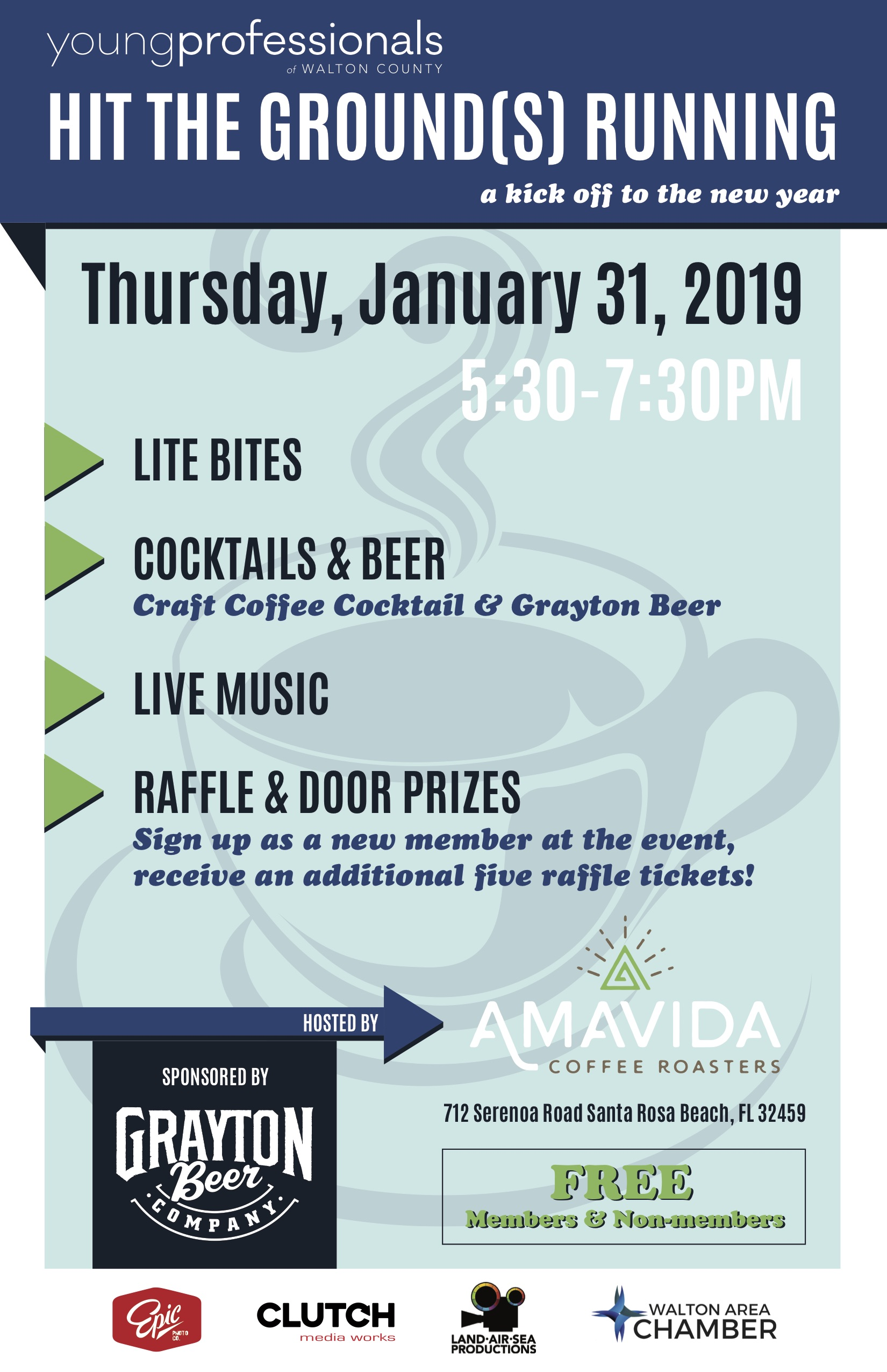 Young Professionals of Walton County HostFirst Event of 2019
