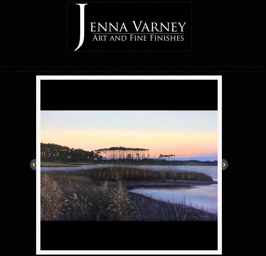 2019 South Walton Artist of the Year is Jenna Varney