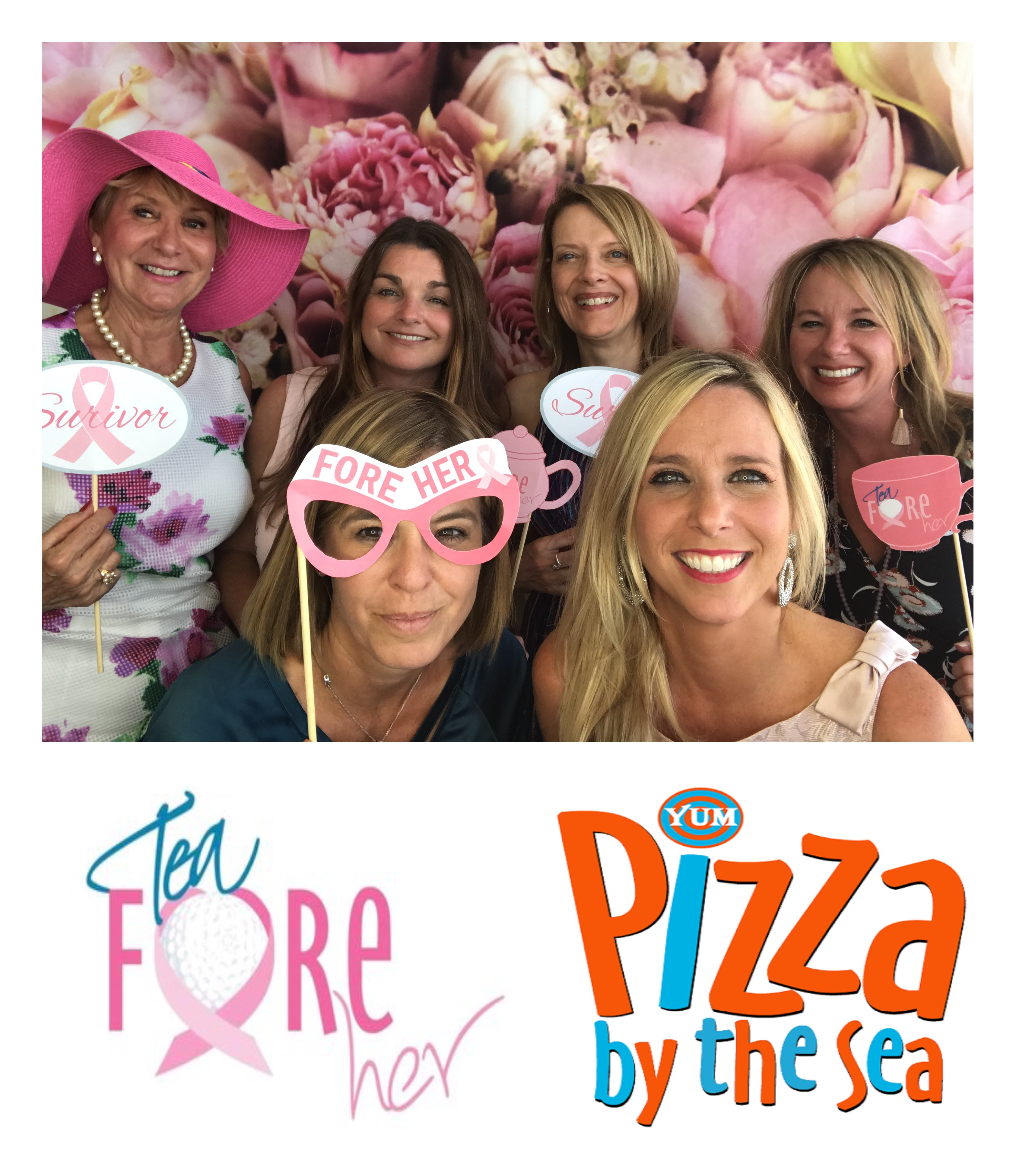 Fifth Annual Tea Fore Her Fundraiser
