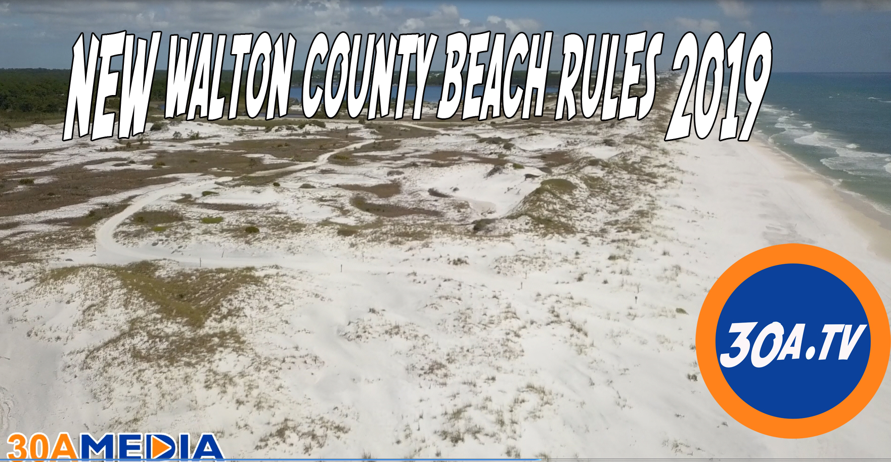 Walton County Board of County Commissioners Authorize Beach Code Changes