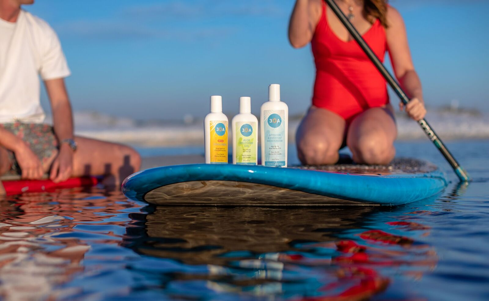 Shine On Living and 30A Launch Sales of Eco-Friendly 30A® Sun Care Products on National Sunscreen Day