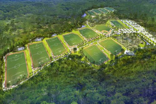 Panama City Beach Sports Complex  Update