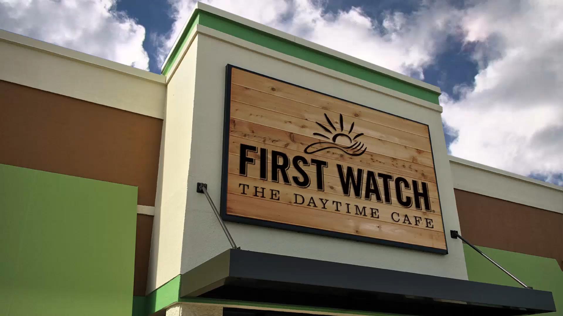 First Watch –  The Daytime Cafe Santa Rosa Beach, Florida