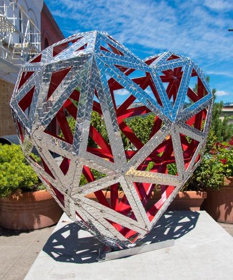 Rosemary Beach Sculpture Exhibition announces the second biennial juried art show