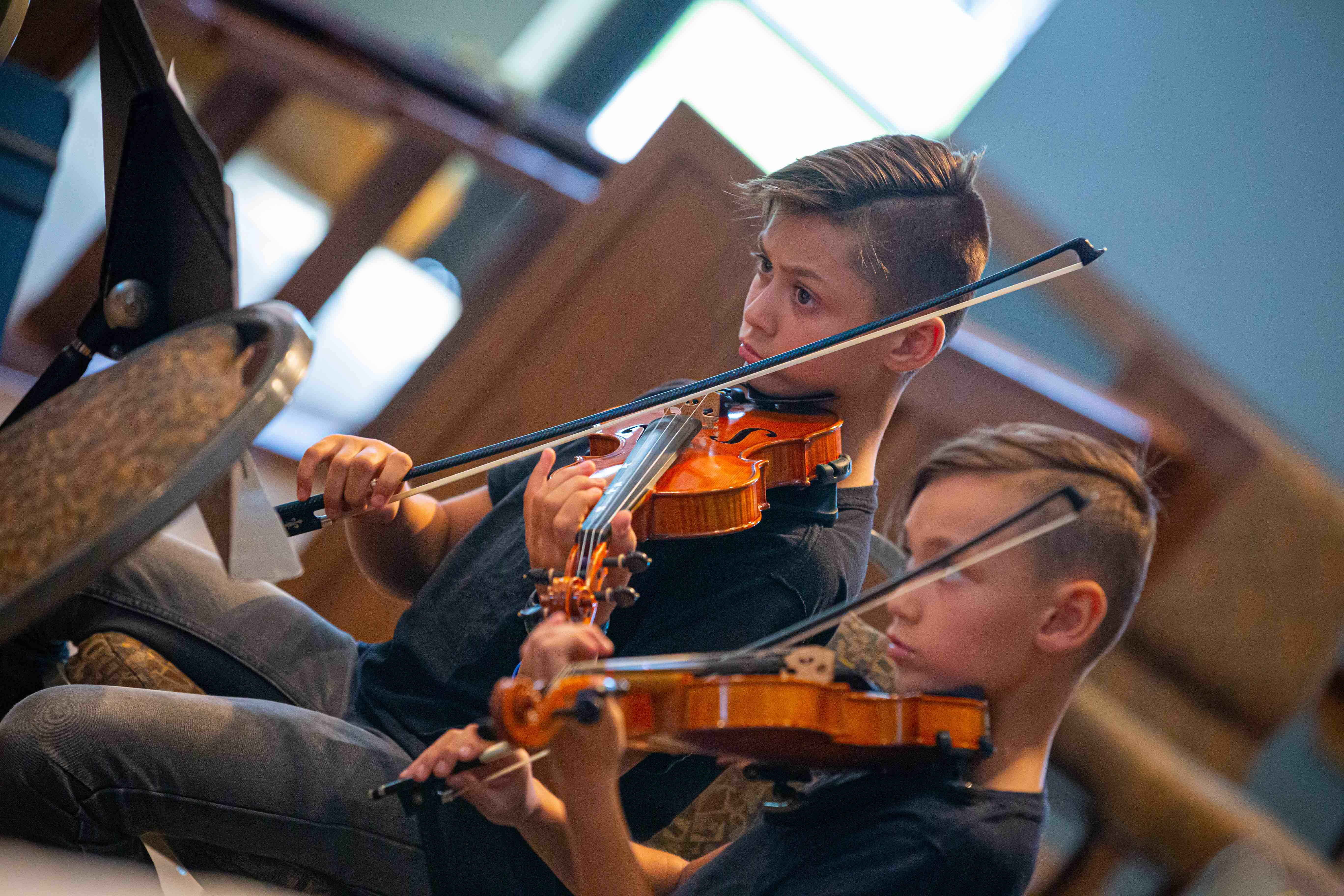 SINFONIA GULF COAST ANNOUNCES CALL FORSTUDENT MUSICIANS TO JOINSINFONIA