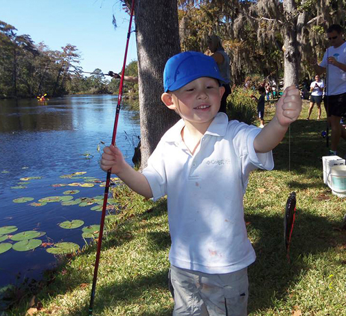 Explore The Outdoors Festival comes to Live Oak Landing in Freeport Oct. 19