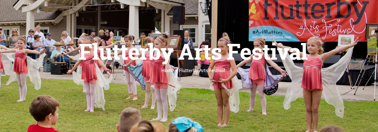 Calling All Kids For The Flutterby Arts Festival