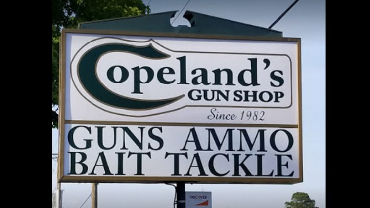 Copeland's Gun Shop