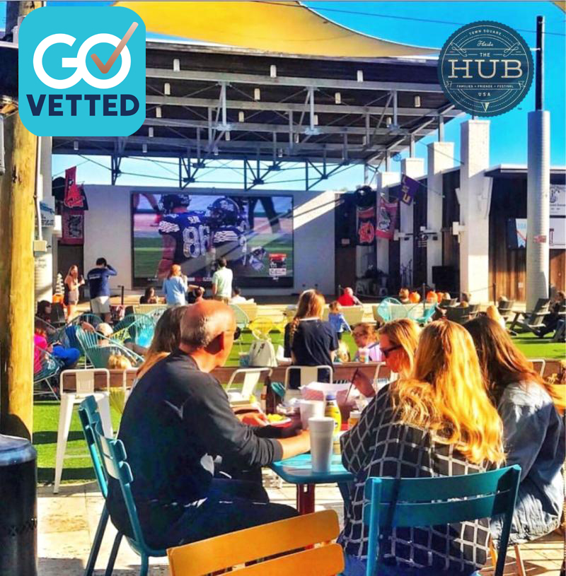 30A's The Hub Welcomes GoVetted as its Official Transportation Partner