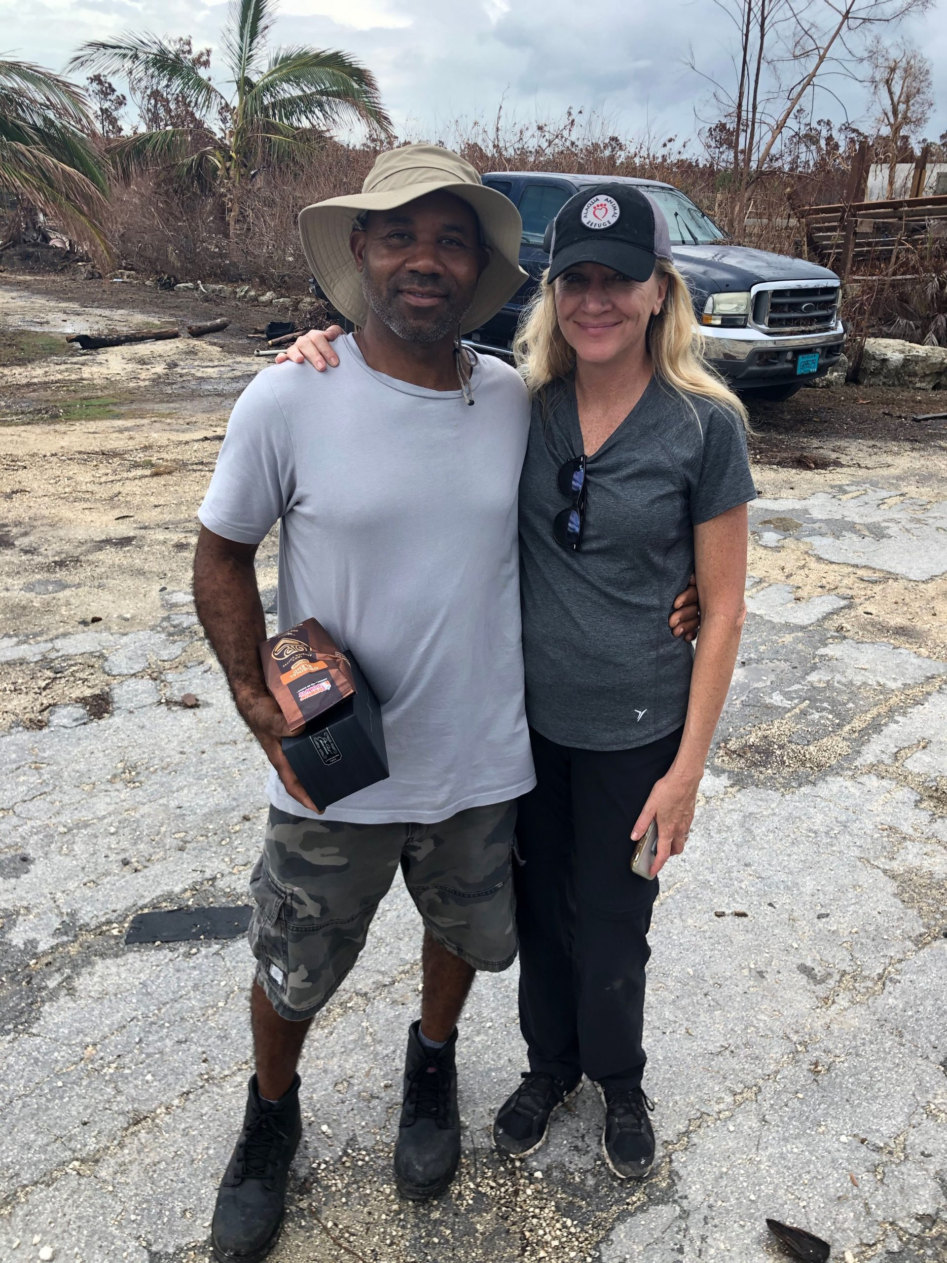 Florida Animal Nonprofit Helps Bahamas Farm Struck by Hurricane Dorian Rebound