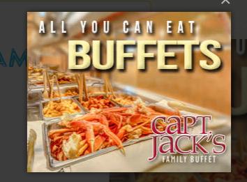 CAPT. JACKS FAMILY BUFFET