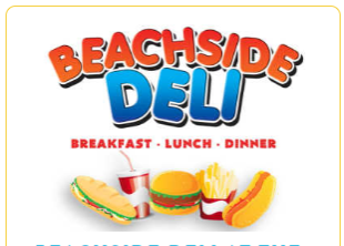 Beachside Deli at the Sandpiper Beacon Beach Resort