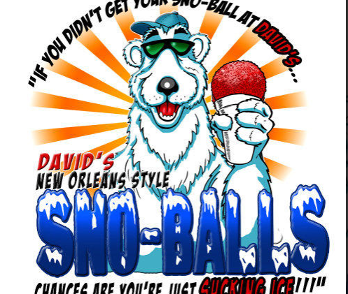 David's New Orleans Style Sno-Balls