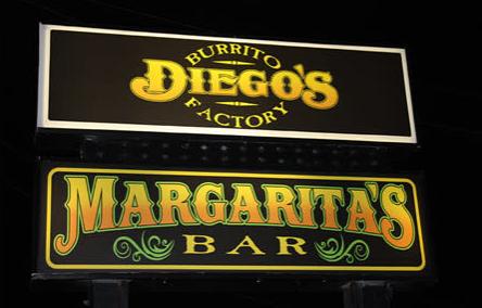 Diego's Burrito Factory