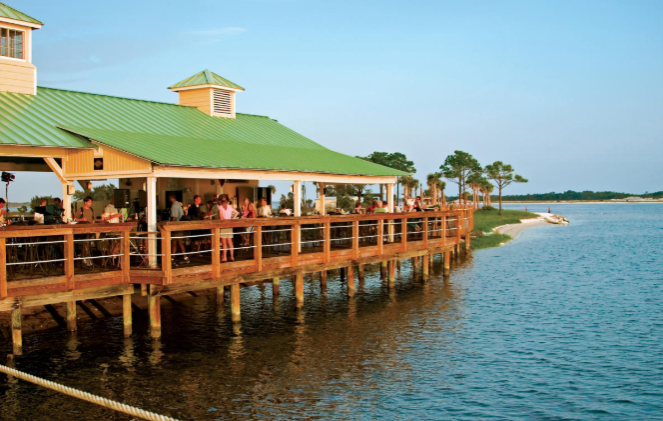 Grill at Sheraton PCB Golf & Spa Resort