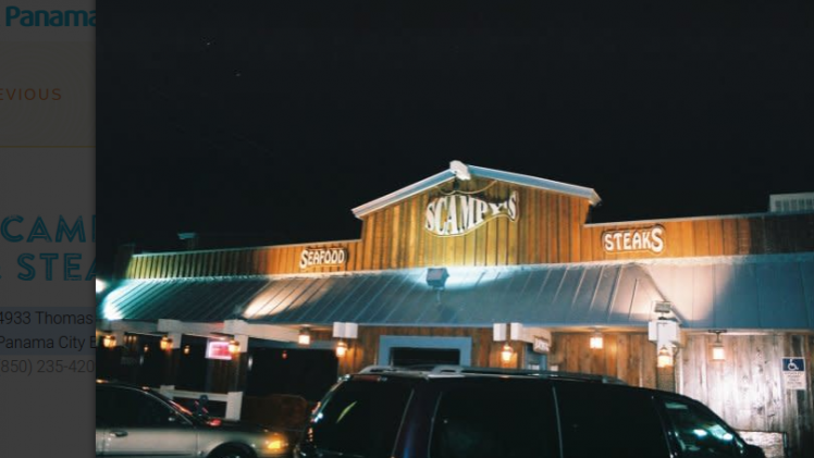 Scampy's Seafood & Steak