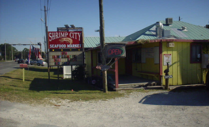Shrimp City Seafood Market