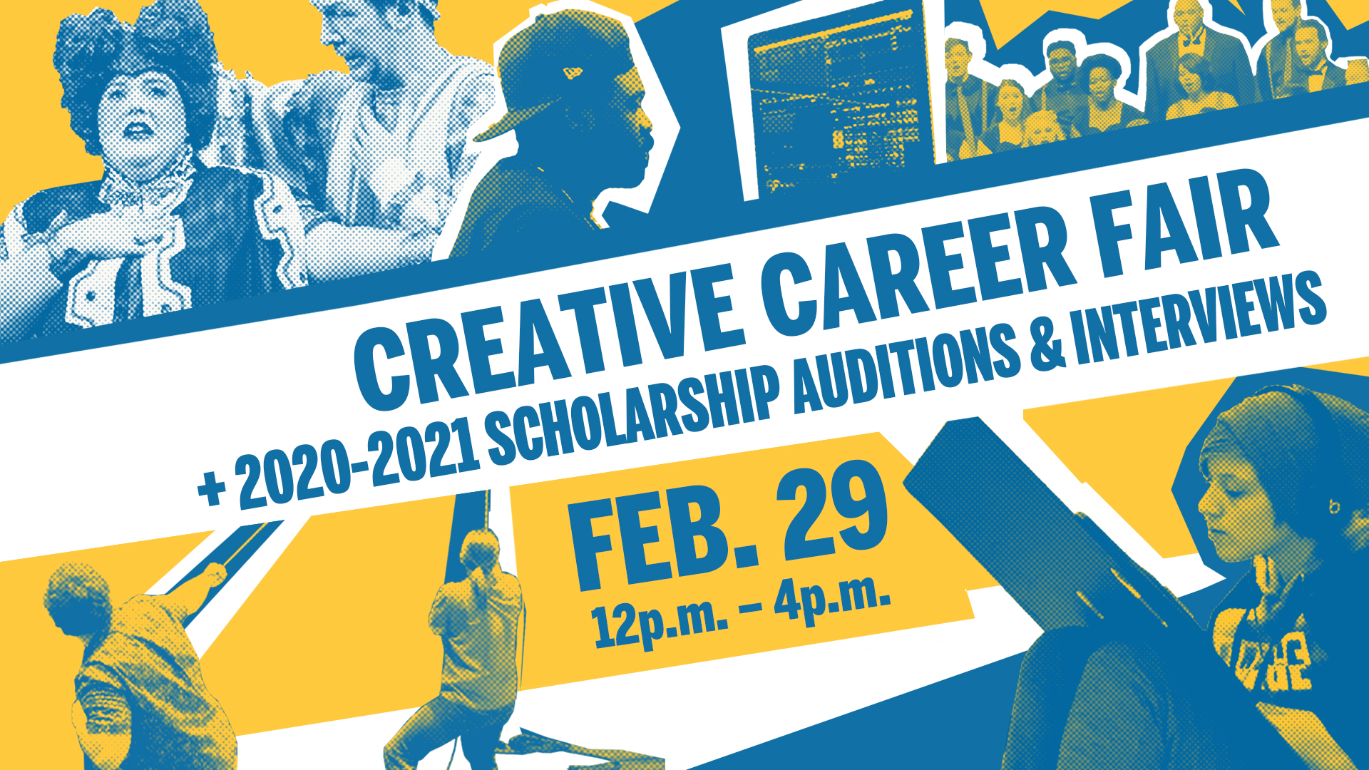 GCSC Visual & Performing Arts Holds Creative Career Fair & Scholarship Auditions