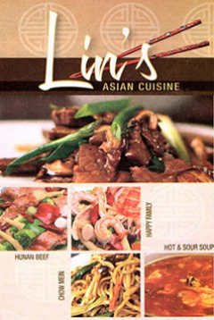 Lin's Asian Cuisine