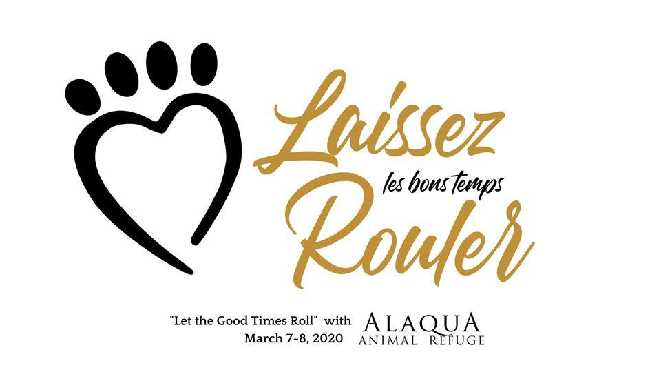 Alaqua Laissez les bons temps Rouler Adoption Event