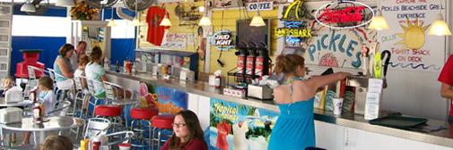 Pickles Beachside Eatery