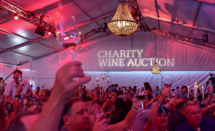 Destin Charity Wine Auction Foundation donates $21,600 to children in need through COVID-19 Relief Fund