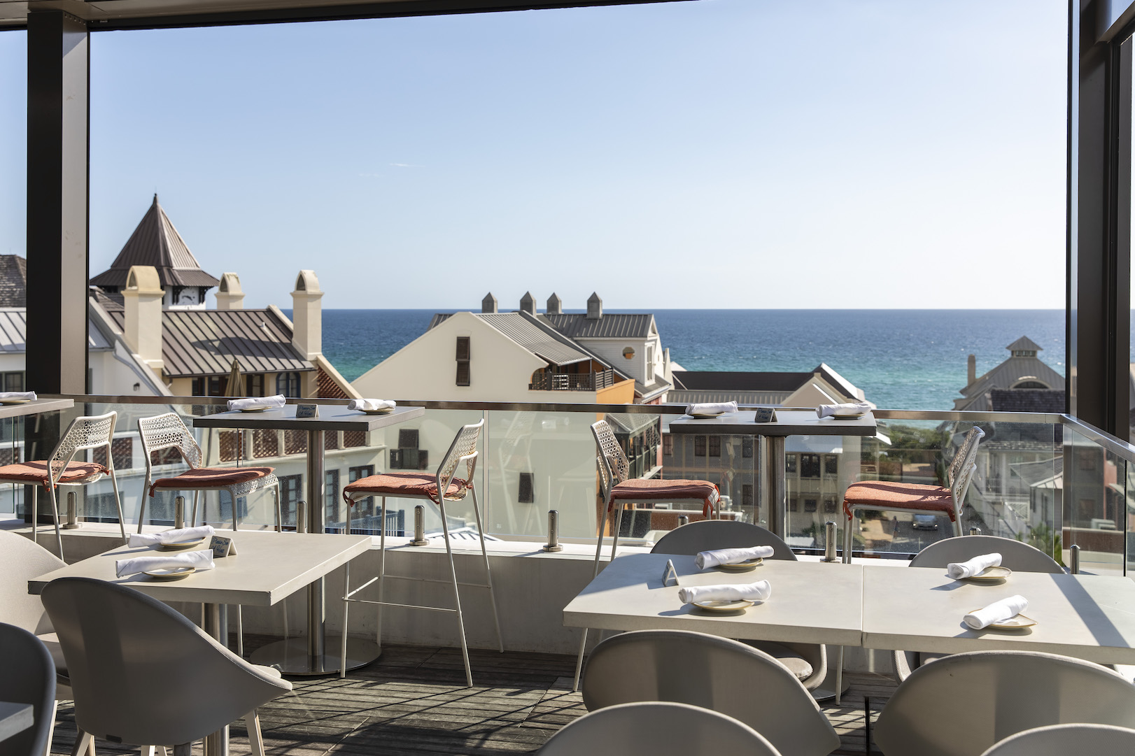 Pescado Seafood Grill and Rooftop Bar in Rosemary Beach to Reopen May 7