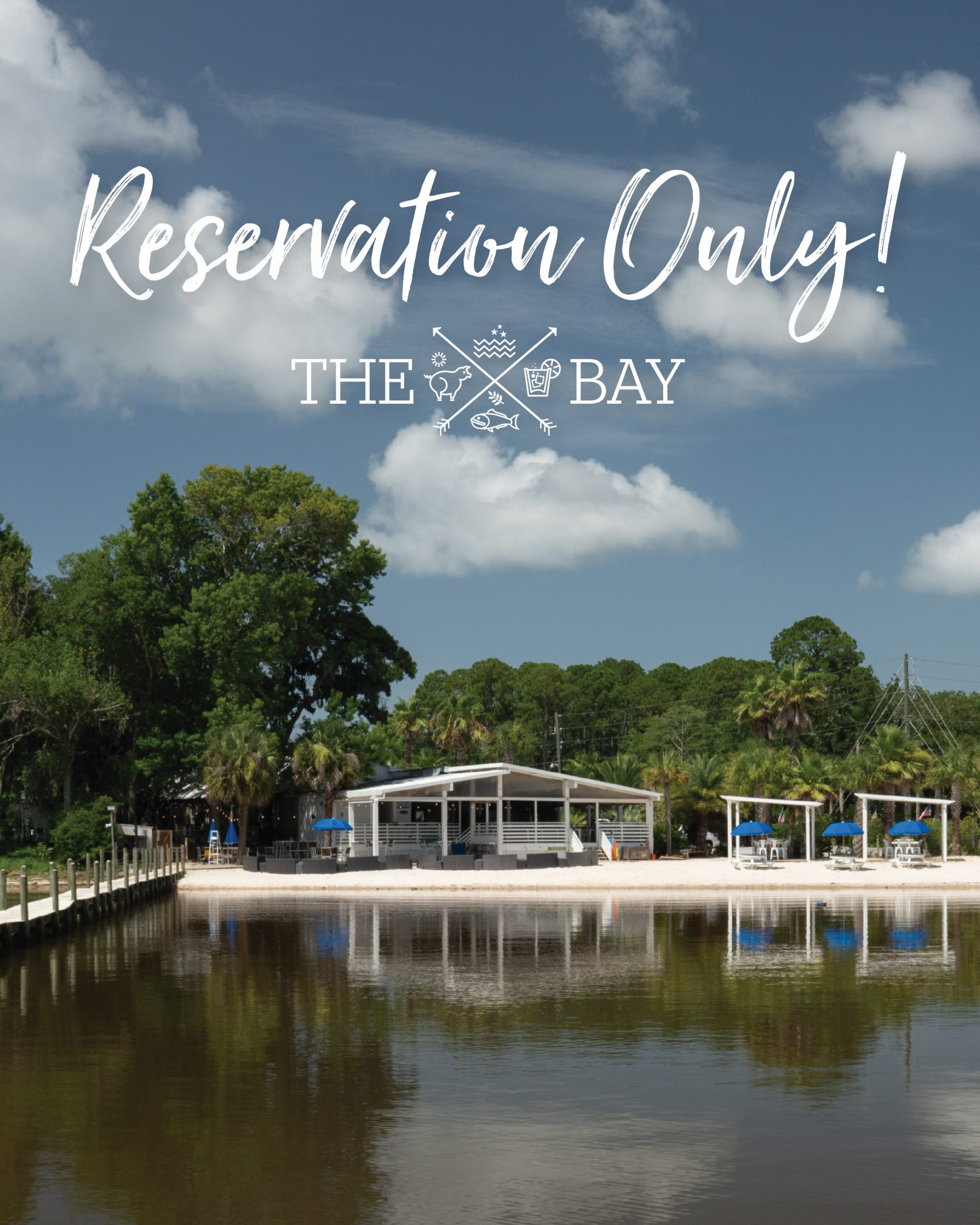 The Bay Reopens May 6 – Reservation Only and Curbside Pickup