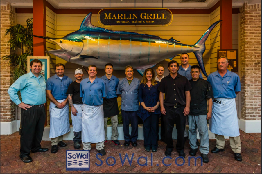 Marlin Grill Gifts Over $6,000 to Employees During COVID-19