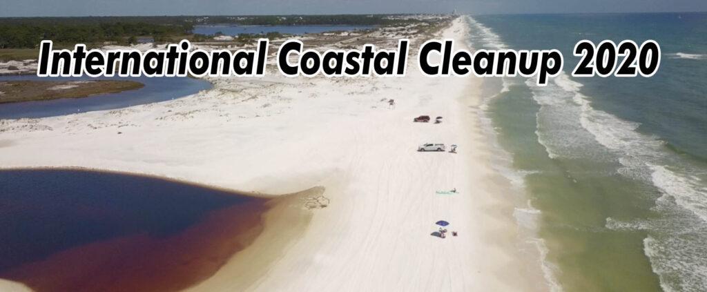 International Coastal Cleanup 2020 A Community Service Project 30A