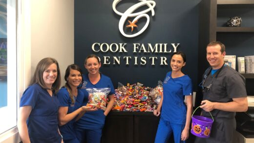 Cook Family Candy Buy Back
